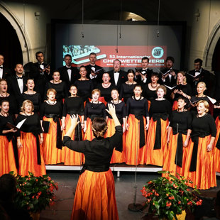 Spittal International Choir Competition, July 2016