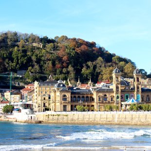 Beautiful San Sebastian