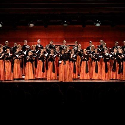 Emīla Dārziņa jauktā kora 15 gadu jubilejas koncerts, 27.10.2018. - FOTO Aivars Siliņš
