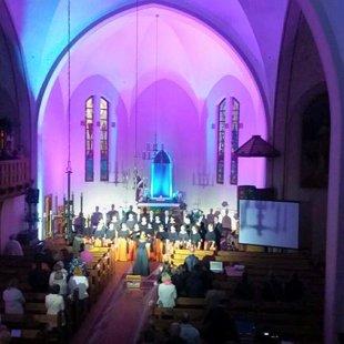 Baznīcu nakts, Krusta baznīca, 2016. gada jūnijs