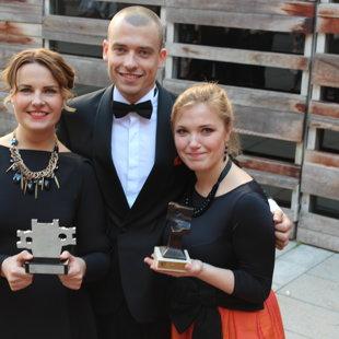 Nora Vītiņa, Rūdolfs Krēsliņš un Agnese Urka