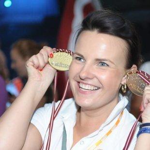 Iegūts Čempiona tituls Pasaules koru olimpiādē, Rīgā, 2014