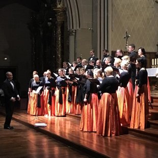 We had opportunity to perform five concerts in Spain before the competition
