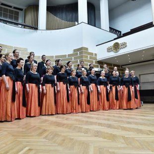 National yearly choir competition, April 2016