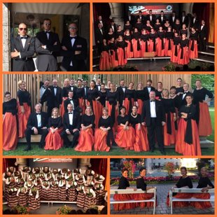 International Choir competition in Spittal, Austria