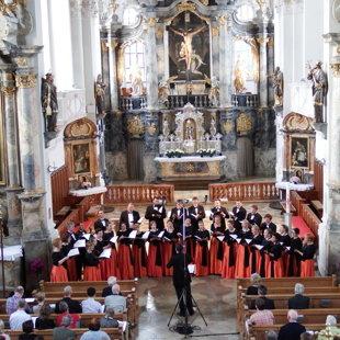 Marktoberdorf Choir Competition, June 2017